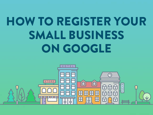 register my business on Google