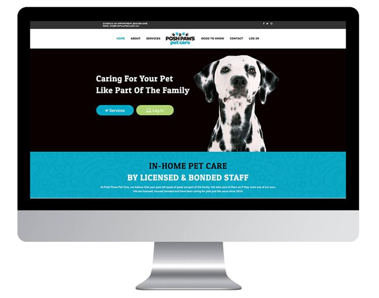 Summerville web design
